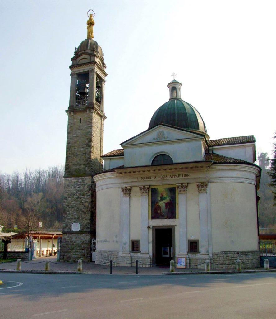Sito ufficiale Terre del Vescovado - Santuario della Madonna delle Rose
