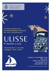 Ulisse, il ritorno a casa