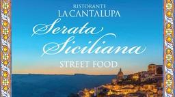 Terre del Vescovado -  Serata Siciliana - Street Food