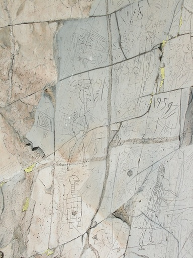 Incisioni rupestri a Carona. Museo a cielo aperto