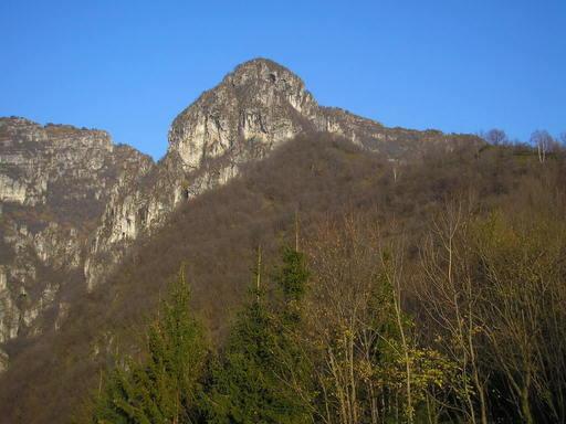 Falesia Monte Corno