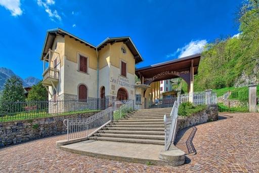 Centro Storico Culturale Valle Brembana- Felice Riceputi