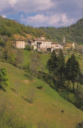 Itinerario Brembilla - Ponte Lambro – Cerro - Catremerio