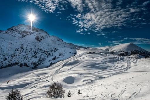 Valtorta - Piani di Bobbio Ski Slope
