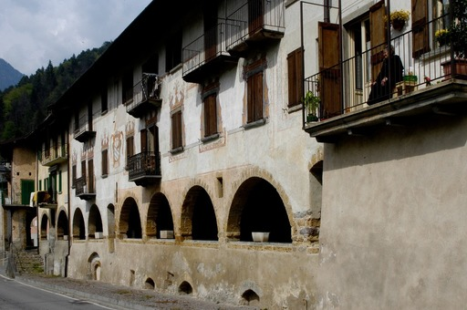 Via Porticata