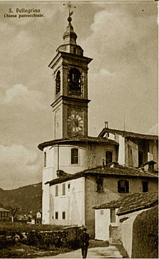 Punti d'interesse Val Brembana-vista Parrocchiale San Pellegrino Terme
