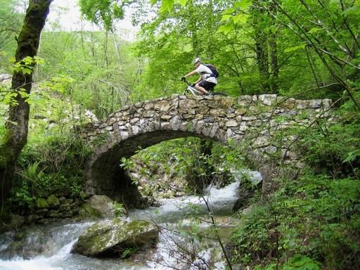 Itinerari Val Brembana - S.Pellegrino e Valle Borlezza
