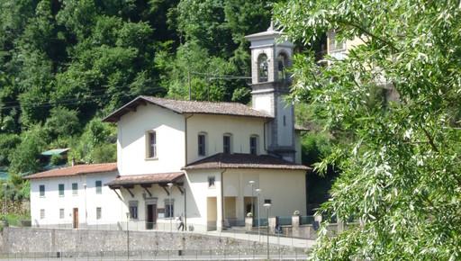 Punti d'interesse Val Brembana - chiesa caravaggio