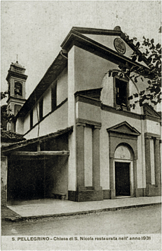 Punti d'interesse Val Brembana -  chiesa san nicola
