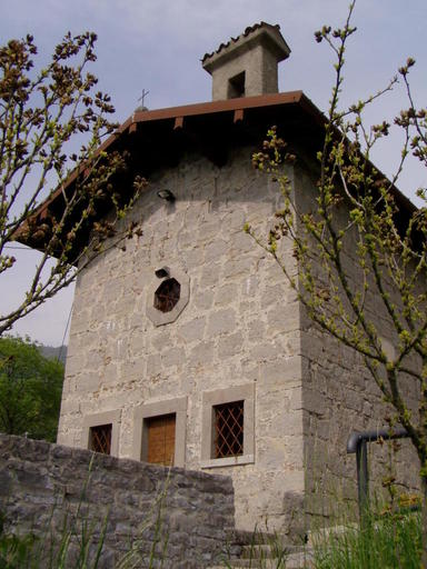 Punti d'interesse Val Brembana -  chiesa malentrata