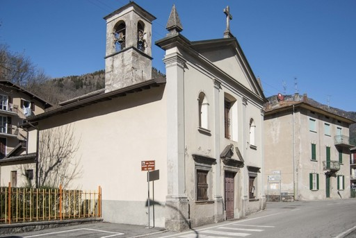 Punti d'interesse Val Brembana -  chiesa s. rocco