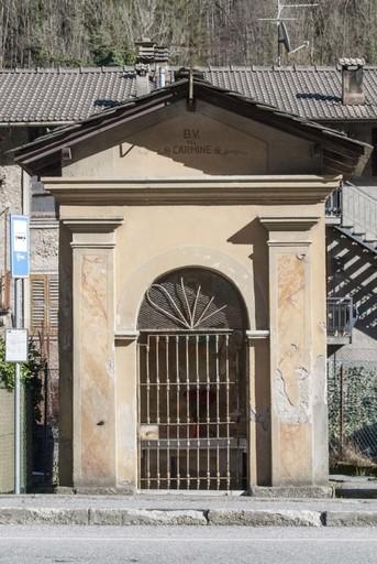 Punti d'interesse Val Brembana -  chiesa madonna del carmine