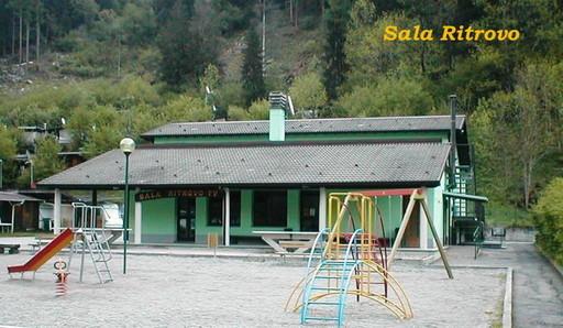 Strutture ricreative Val Brembana-immagine Camping