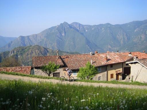 Itinerari Val Brembana - Periplo Monte Gioco