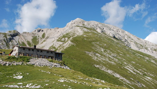 Mountain Shelter 'Capanna 2000'