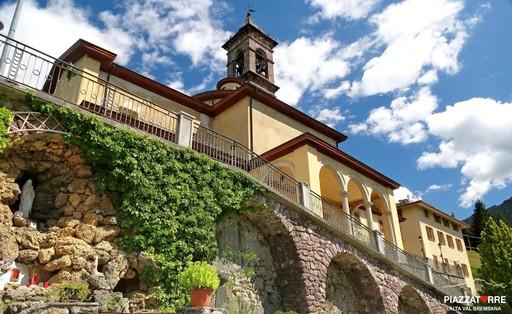 Punti d'interesse Val Brembana - chiesa S. Giacomo