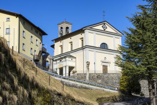 Punti d'interesse Val Brembana -  chiesa peghera