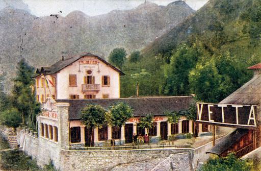 Punti d'interesse Val Brembana-stazione funicolare