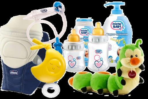 Strutture per shopping Val Brembana-prodotti per bambini