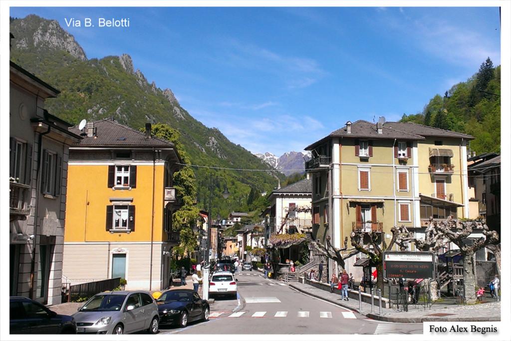 Punti d'interesse Val Brembana-via B. Belotti