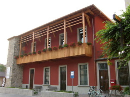 Punti d'interesse Val Brembana-immagine porta ecomuseale a Peghera