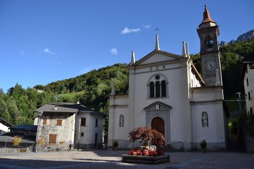 Punti d'interesse Val Brembana -  chiesa di valtorta