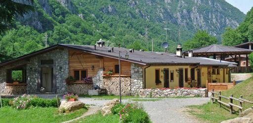 Locali di ristorazione Val Brembana-agriturismo Ferdy