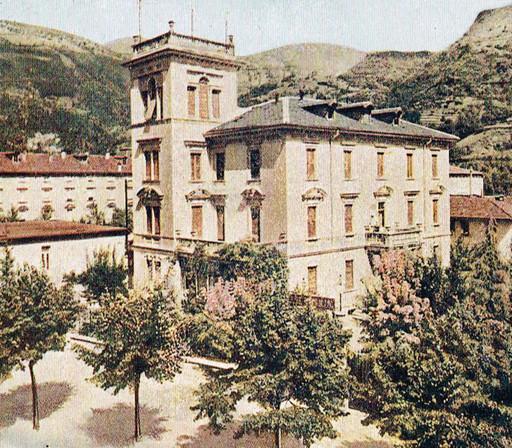 Punti d'interesse Val Brembana-immagine Villa Speranza