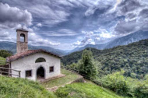 Punti d'interesse Val Brembana - chiesa tolosa