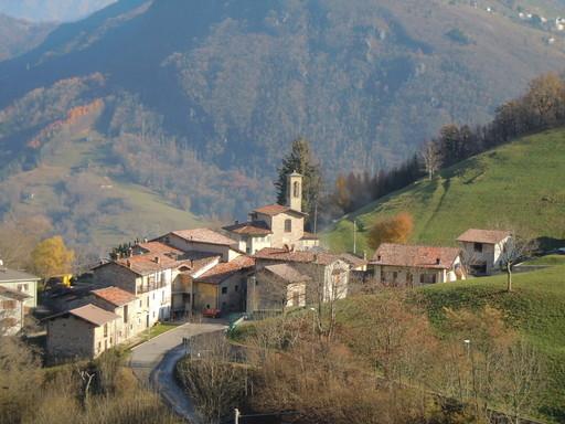 Itinerari Val Brembana - Monte Molinasco