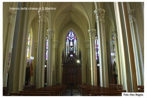 Punti d'interesse Val Brembana -  Chiesa S. Martino