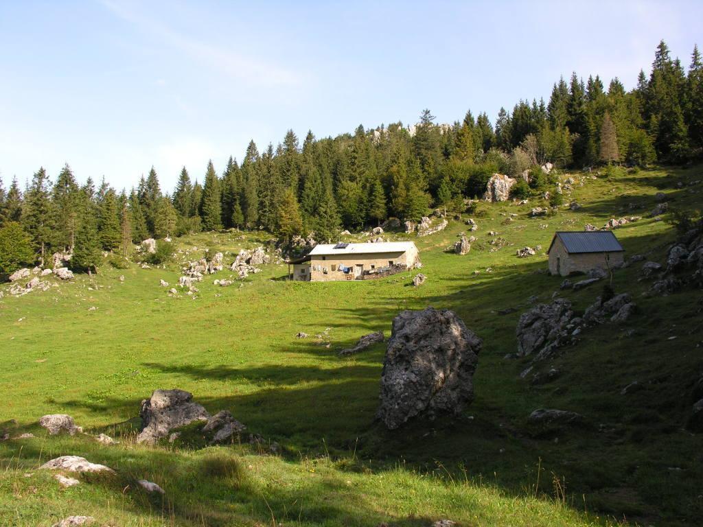 Punti d'interesse Val Brembana - cascinetto