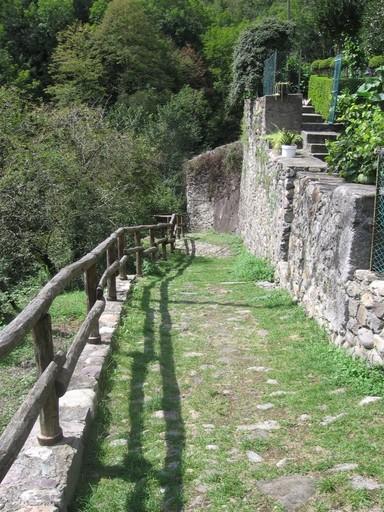 Itinerari Val Brembana - Cornello Grumo Bosco Dossena