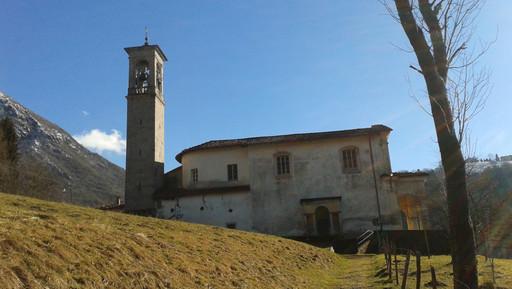 Punti d'interesse Val Brembana -  chiesa passoni