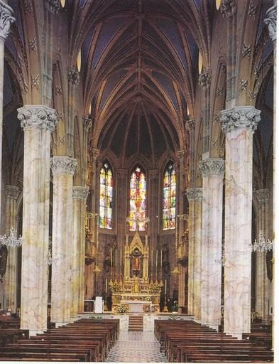 Punti d'interesse Val Brembana - chiesa S. Giovanni Battista