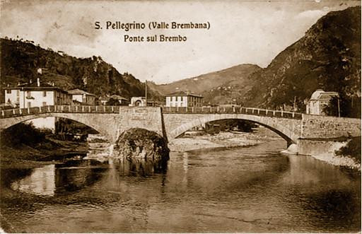Punti d'interesse Val Brembana-vista Ponte di San Nicola
