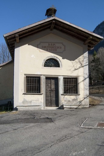 Punti d'interesse Val Brembana -  chiesa s. Francesco