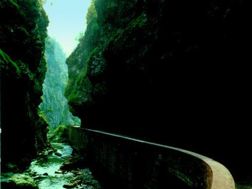 Punti d'interesse Val Brembana-visita Orrido
