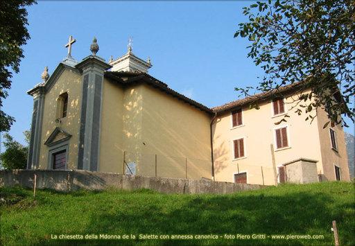 Punti d'interesse Val Brembana -  Chiesa cavaglia