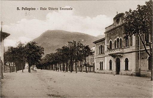 Punti d'interesse Val Brembana- visita il Municipio di San Pellegrino Terme