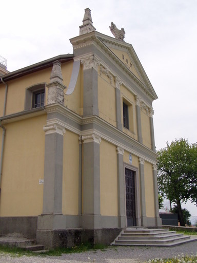 Punti d'interesse Val Brembana -  Chiesa S. Antonio Abate