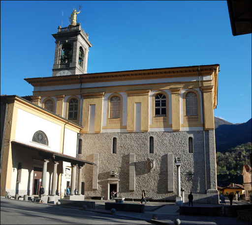 Punti d'interesse Val Brembana - Chiesa S. Lorenzo
