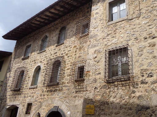 Punti d'interesse Val Brembana -  Casa Quattrocentesca