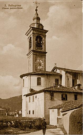 Punti d'interesse Val Brembana -  chiesa san pellegrino