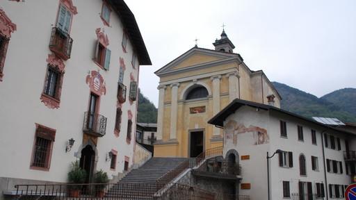 Punti d'interesse Val Brembana-immagine Parrocchiale di Bracca
