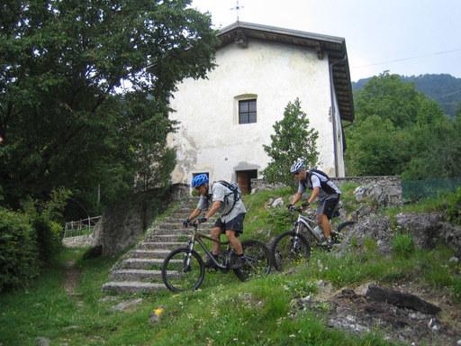 Itinerari Val Brembana - S. Pellegrino e Sussia