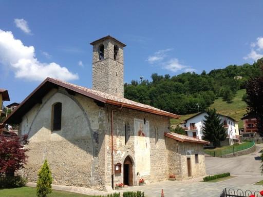 Punti d'interesse Val Brembana - Chiesa quattrocentesca