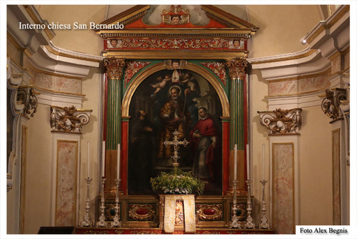 Punti d'interesse Val Brembana -  chiesa s. bernardo