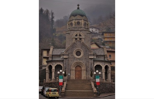Punti d'interesse Val Brembana-visita il Tempio Caduti