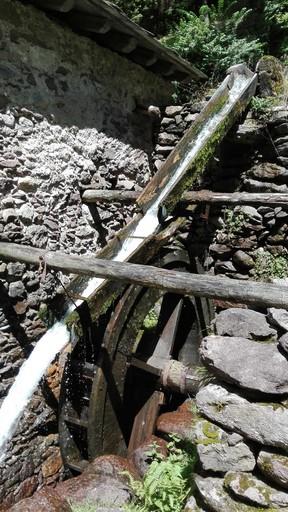 Punti d'interesse Val Brembana-Mulino di Baresi